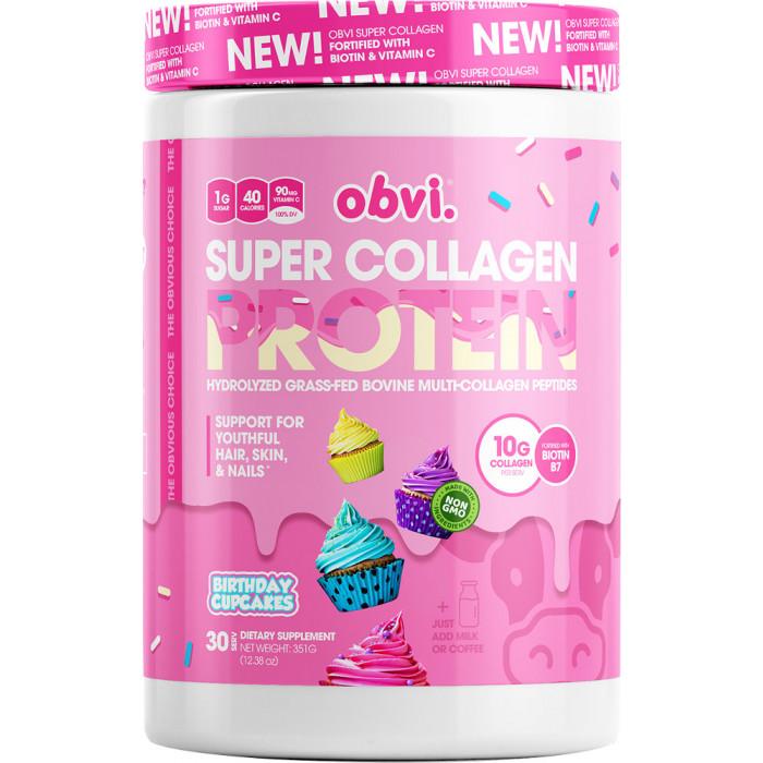 Super Collagen Protein