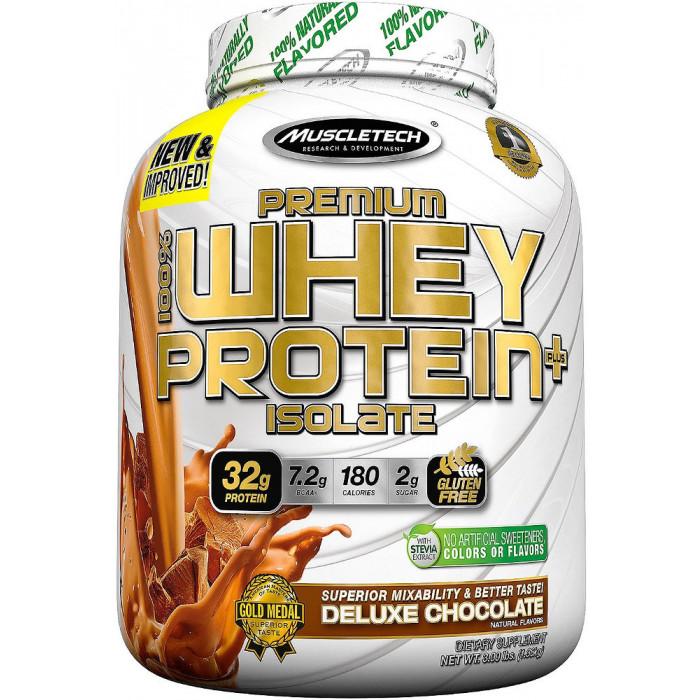Premium 100% Whey Protein Plus Isolate