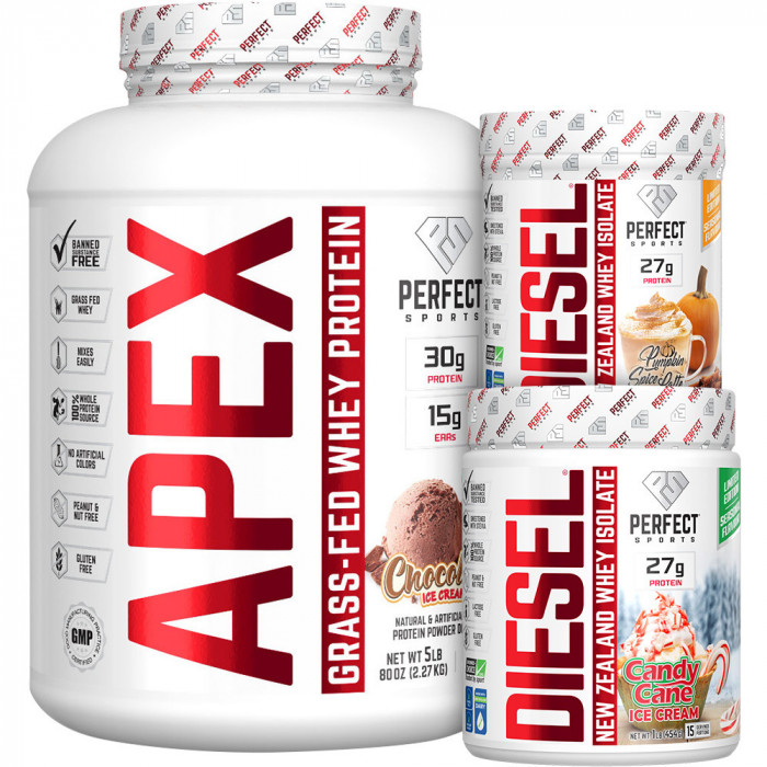 Apex + Holiday Protein Stack
