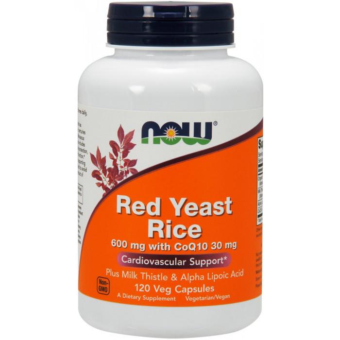Red Yeast Rice w/ CoQ10