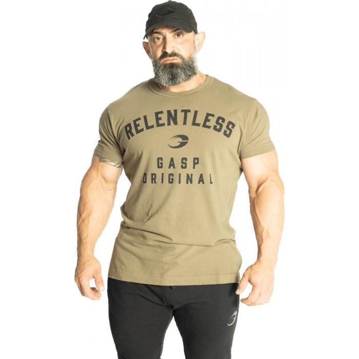 Relentless Skull Tee