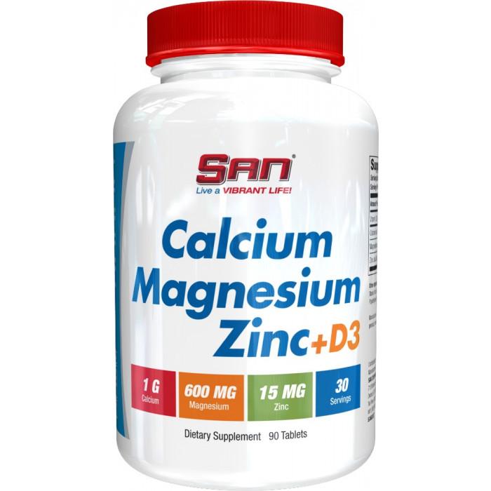 Calcium Magnesium Zinc +D3