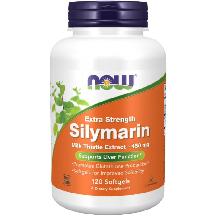 Silymarin (Milk Thistle Extract) 450mg