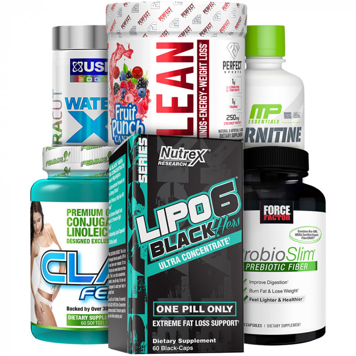 Women's Complete Fat Burning Stack