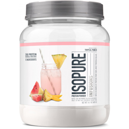 Isopure Protein Infusions Reviews At Muscle Strength