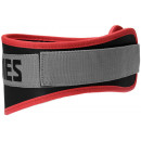 Better Bodies Basic Gym Belt XS Black/Red