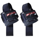 Schiek Jay Cutler Signature Logo Power Lifting Straps One Size Black