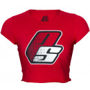 ProSupps Crop Top XS Red