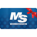 Muscle & Strength Gift Card $50 Value