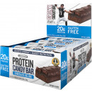MuscleTech Protein Candy Bar Box of 12 Chocolate Deluxe