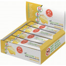 D's Naturals No Cow Bar Box of 12 Lemon Meringue Pie