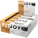 FitJoy Protein Bars Box of 12 Chocolate Peanut Butter