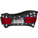 "Schiek Model 2004 4.75"" Workout Belt Medium Stars & Stripes"