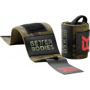 Better Bodies Camo Wrist Wraps One Size Green Camoprint