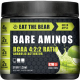 Eat The Bear Bare Aminos 30 Servings Green Apple