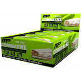MusclePharm Combat XL Bars Box of 12 Cinnamon Twist