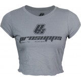 ProSupps Crop Top XS Heather Grey