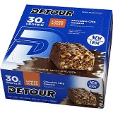 Detour Bars (Lower Sugar)