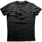 Dymatize Basic Logo T-Shirt Medium Charcoal