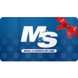 Muscle & Strength Gift Card $100 Value