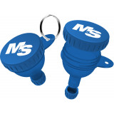 Muscle & Strength Small Fill-N-Go Funnel 1 70mL Blue Funnel