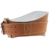 "Schiek 6"" Leather Padded Contour Belt"
