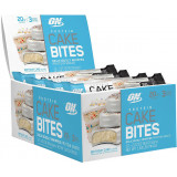 Optimum Nutrition Protein Cake Bites Box of 12 Birthday Cake