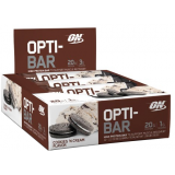 Optimum Nutrition Opti-Bar Box of 12 Chocolate Brownie