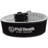 Schiek Phil Heath Belt Small Black