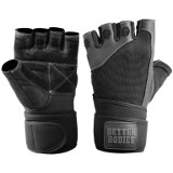 Better Bodies Pro Wristwrap Gloves
