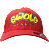 Cutler Athletics Swole Monkey Hat - Black
