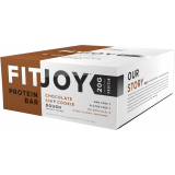FitJoy Protein Bars Box of 12 Chocolate Chip Cookie Dough
