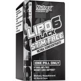 Nutrex Lipo-6 Black Stim-Free