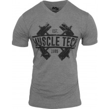 Dumbbell V-Neck
