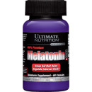 Ultimate Nutrition Premium Melatonin 60 Capsules