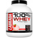 Labrada 100% Whey 4.3lbs Strawberry
