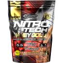 MuscleTech Nitro-Tech 100% Whey Gold 1lb Double Rich Chocolate