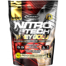 MuscleTech Nitro-Tech 100% Whey Gold 1lb French Vanilla La Creme