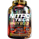 MuscleTech Nitro-Tech 100% Whey Gold 5.5lbs Chocolate Mocha Capp