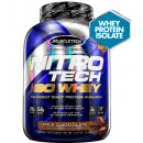 MuscleTech Performance Series Nitro Tech 100% Isolate Gold 5lbs Milk Chocolate