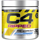C4 Ripped 30 Servings Icy Blue Razz