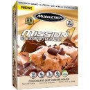 MuscleTech Mission1 Protein Bars Box of 4 Cookie Dough