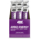 ON Amino Energy Stick Packs 6 Pack Concord Grape