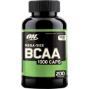 ON BCAA 1000 Caps - 200 Capsules