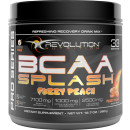 Revolution Nutrition BCAA Splash 33 Servings Fuzzy Peach