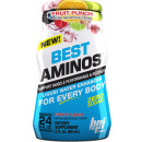 BPI Sports Best Aminos Liquid Water Enhancer 6 Pack/ 24 Servings Each Fruit Punch
