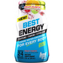 BPI Sports Best Energy Liquid Water Enhancer 6 Pack/ 24 Servings Each Fruit Punch