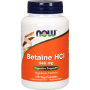 Now Foods Betaine HCL 120 VCaps
