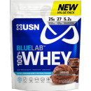 USN BlueLab 100% Whey 2lbs Molten Chocolate