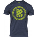 Bodylogix Icon T-Shirt Medium Navy Heather